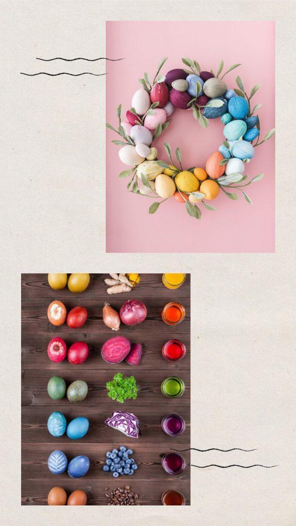 maľované vajíčka