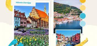 najfarebnejšie miesta Európy
