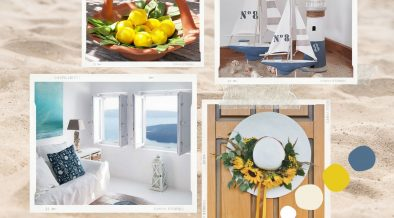 letné dekorácie a doplnky