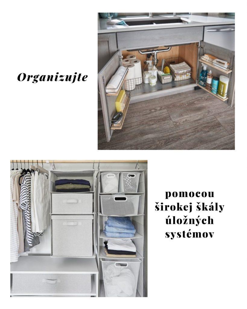 Organizácia domácnosti